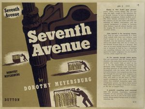 Seventh avenue / by Dorothy Meyersburg.