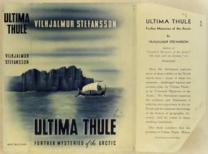 Ultima Thule; further mysteries of the Arctic.