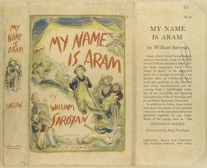 My name is Aram.