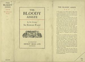 The Bloody assize.