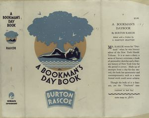 A bookman's daybook.