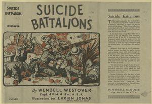 Suicide battalions.