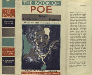 The book of Poe; tales, criticism, poems.
