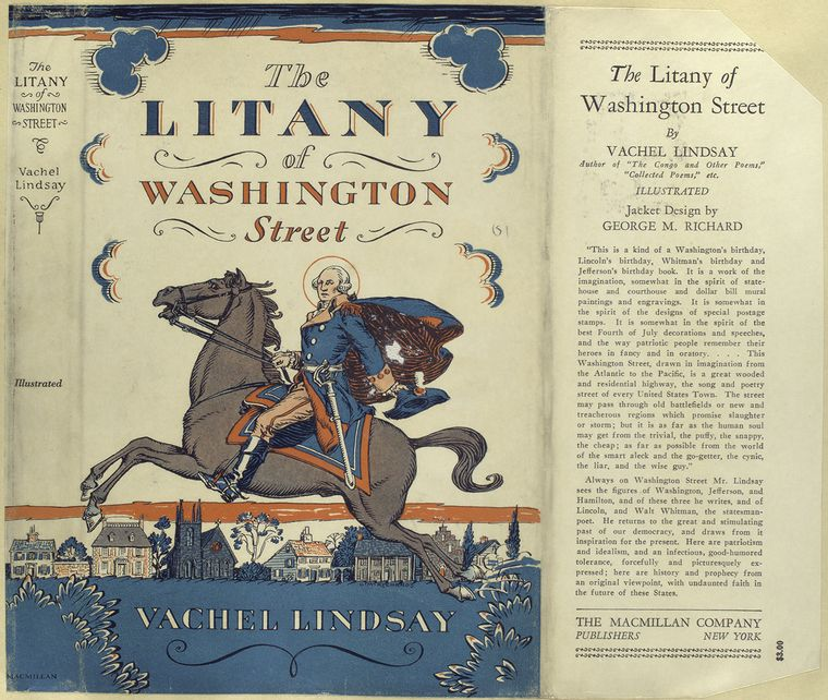 The litany of Washington street.