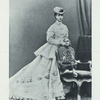 A pictorial history of royalty, the royal family, by pen and camera, by Sara A. Tooley : H. M. Queen Alexandra at Goodwood House, 1866.