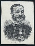 Alfonso XII., king of Spain.