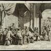 Afbeeldinge van de Spaansche Bloedraad in den Jaare 1567 door den Hartog can Alva aangestelt.