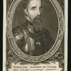 Ferdinand Alvarez de Tolede, Duc d'Albe, Gouverneur General des Paisbas, mort le 12 janvier 1582, agé de 74 ans.
