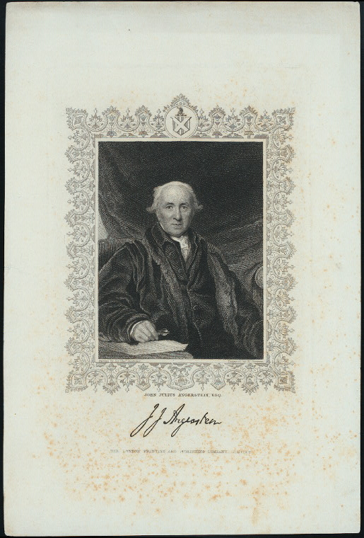John Julius Angerstein, Esq.