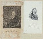 Fisher Ames [2 portraits
