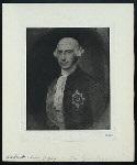 Sir J. Amherst [ 2 portraits on 1 sheet].