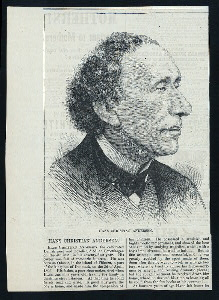 Hans Christian Andersen (from some newspaper).