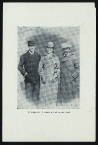 Mary Anderson, William Black, and Jo Anderson.