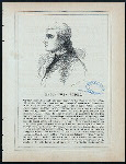 Major John Andre / J.W. C