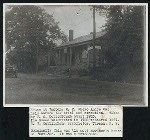 House at Tappan, N.Y. whe