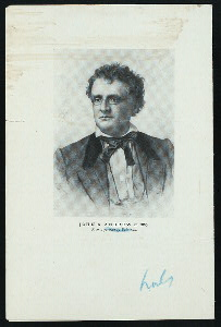 John A. Andrew in 1860 [From a portrait by Fabronius].