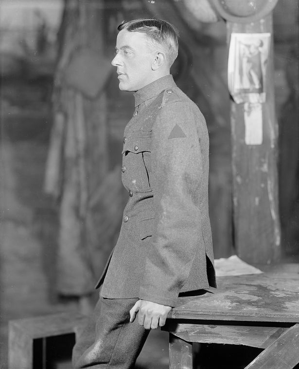Victor Stanley as Private Mason.