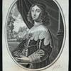 Anne d'Autriche royne de France et de Navarre.