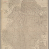 Map of the borough of Brooklyn, City of New York.