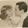Publicity photograph of Margaret Sullavan and Henry Fonda in the motion picture The Moon's Our Home