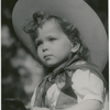 Brooke Hayward in cowgirl outfit
