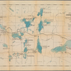 Hydrographic map of the Oconomowoc-Waukesha Lake District, Waukesha Co., Wis.