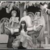 Benay Venuta, Norma Donaldson and unidentified others in the stage production A Quarter for the Ladies Room