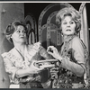 Benay Venuta and unidentified other in the stage production A Quarter for the Ladies Room