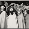 Norma Donaldson, Benay Venuta and unidentified others in the stage production A Quarter for the Ladies Room