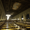 The Deborah, Jonathan F. P., Samuel Priest, and Adam R. Rose Main Reading Room at the Stephen A. Schwarzman Building, The New York Public Library's main building on Fifth Avenue between 40th and 42nd Streets