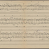 Clean copy of a graph of Sonata, Op. 106, 4th movement, measures 1-119, in the hand of Angi Elias, Item# 43 (verso)