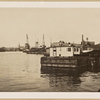 Newtown Creek - Queens - [St. Mary's Queen of The Sea Roman Catholic Church - Petroleum Heat and Power Company.]