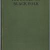 The souls of black folk, cover