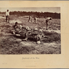 Incidents of the war : a burial party, Cold Harbor, Va.