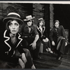Margery Cohen, Jerry Lanning, Judy Lander, and Hal Watters in the stage production Berlin to Broadway with Kurt Weil