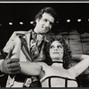 Jerry Lanning and Judy Lander in the stage production Berlin to Broadway with Kurt Weil
