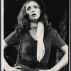 Margery Cohen in the stage production Berlin to Broadway with Kurt Weil
