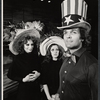 Judy Lander, Margery Cohen, and Jerry Lanning in the stage production Berlin to Broadway with Kurt Weil
