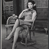 France Nuyen in the stage production The World of Suzie Wong