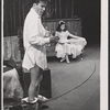 William Shatner and France Nuyen in the stage production The World of Suzie Wong