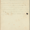 "Holograph copybook, containing P. B. Shelley holograph poem, ""Oh wretched mortal"""