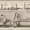 Le galvanisme excite les constractions musculaires sans l'action des métaux