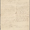 Juvenalia and early writings, ca. 1820s - 1830s