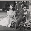 Joey Heatherton and Jane Fonda in the stage production There was a Little Girl