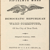 IV. A. Democratic Republican party and Free-Soil movement