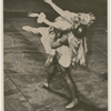 "Irina Baronova and George Zoritch performing Lichine's ""Orphee et Eurydice"" at Covent Garden"