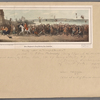 Peter Stuyvesant's Army entering New Amsterdam
