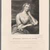 Mrs. Howard--Countess of Suffolk. From the picture in the poet Pope's collection, bought by the Countess of Suffolk at Martha Blount's sale & presented by her to Horace Walpole