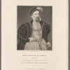 Henry Grey, Duke of Suffolk. Ob. 1554. From the original of Mark Gerard, in the collection of the Most Noble, the Marquis of Salisbury