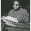 Miriam Makeba during her speech before the United Nations Special Committee on Apartheid